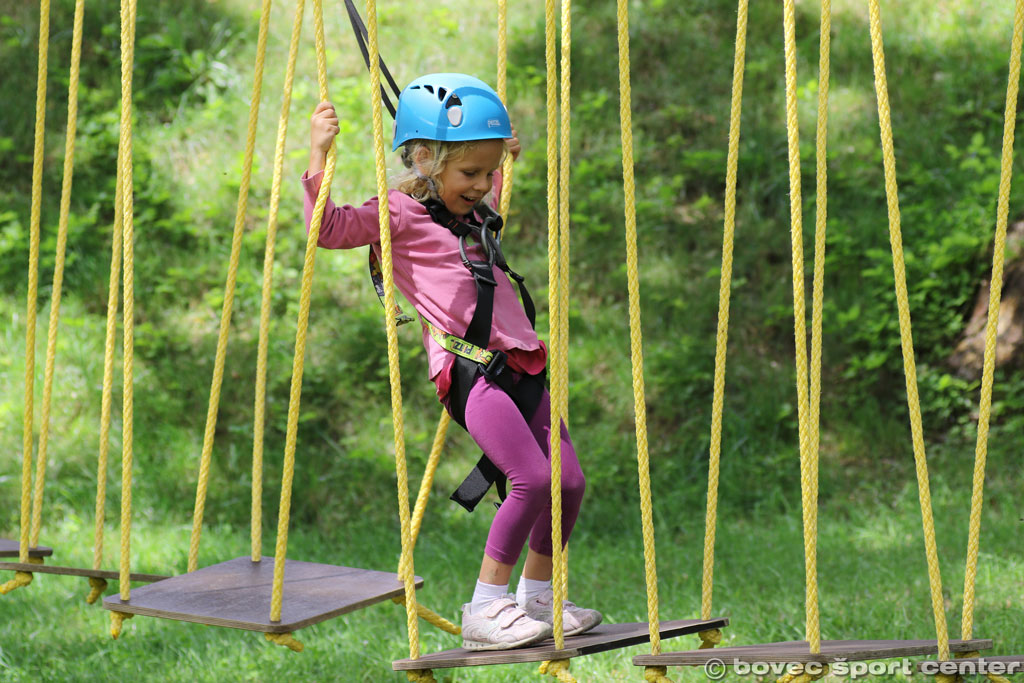 Adventure Park Bovec, NEW - Summer 2018!