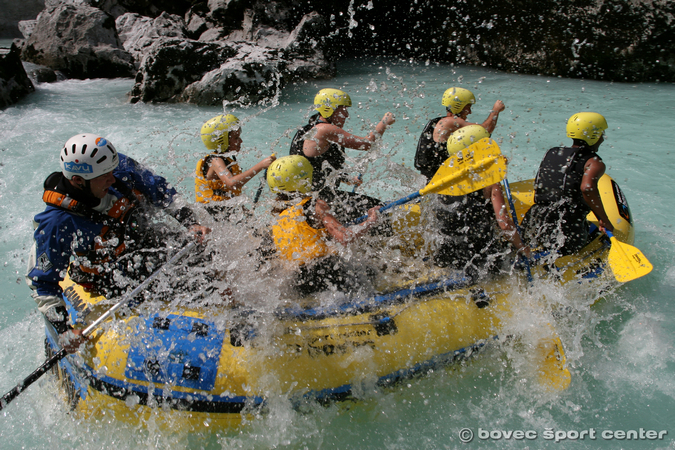 Full Day Rafting Soca